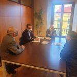 ASPA se reúne con el Ayuntamiento de Gijón