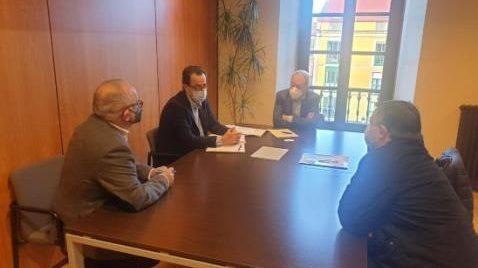 ASPA - Reunión con el ayuntamiento de Gijón