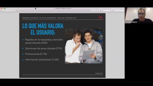 ASINTRA forma a sus talleres en marketing online