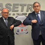 Las asociaciones ASETRA y NATRAM rubrican un acuerdo de colaboración en beneficio de los talleres madrileños