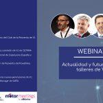 La actualidad y el futuro de los talleres de V.I., a debate en el próximo webinar de CETRAA en MOTORMEETINGS