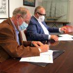 ABERAN (CETRAA Islas Baleares) formaliza un acuerdo para formar jóvenes mecánicos de moto