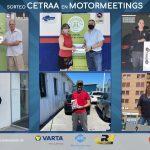 Celebrado el sorteo CETRAA en Motormeetings