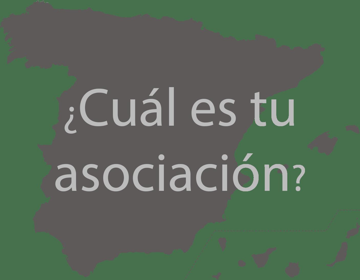 ¿Cuál es tu asociación en CETRAA?
